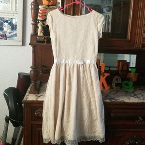 Brand new with tags Shabby Apple cream dress